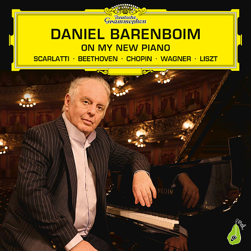 Scarlatti: Sonata In C Major, Kk. 159 by Daniel Barenboim