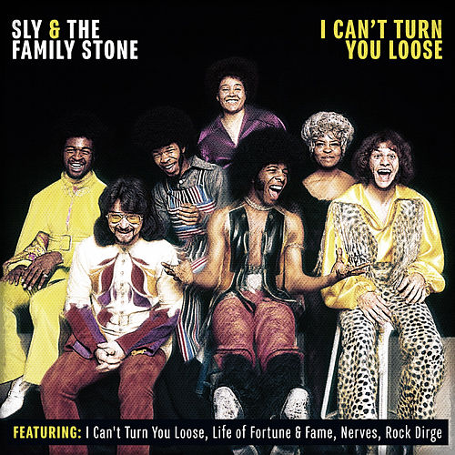 I Can't Turn You Loose by Sly & the Family Stone