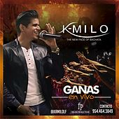 Ganas (En Vivo) by Kmilo