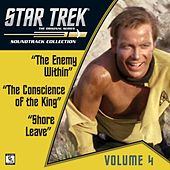 Star Trek: The Original Series 4: Enemy Within / Conscience of the King / Shore Leave (Television Soundtrack) by Various Artists