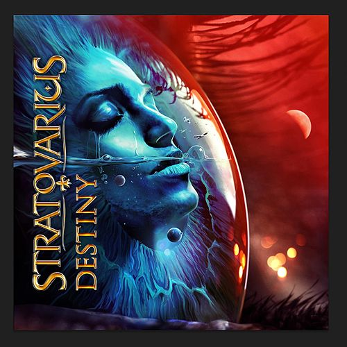 Destiny (Reissue 2016) by Stratovarius