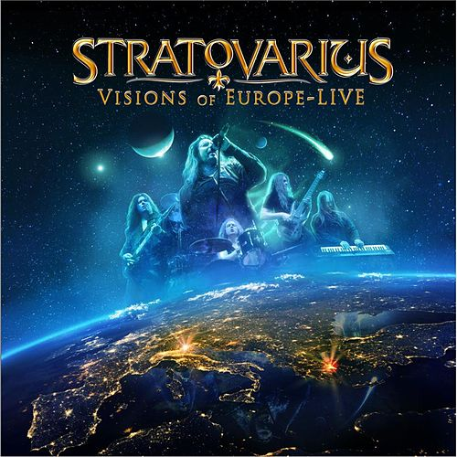 Visions Of Europe (Reissue 2016) by Stratovarius