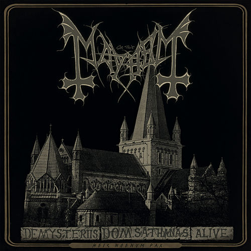 From the Dark Past by Mayhem
