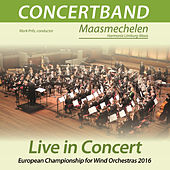Live in Concert at ECWO by Concertband Maasmechelen