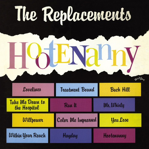 Hootenanny by The Replacements