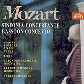 Mozart: Sinfonia Concertante, Concerto for Bassoon by Various Artists