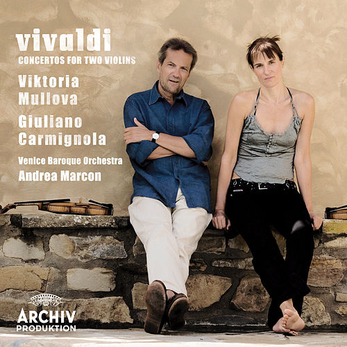 Vivaldi: Concertos for two Violins by Viktoria Mullova
