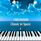 Classic in Space 1 by Fadi Natour