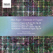 Max Reger: Fantasias & Fugues by David Goode