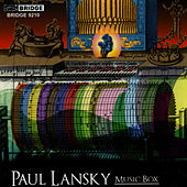 LANSKY: Music Box / Chatter of Pins / The Joy of F sharp minor / Composition Project for Seniors / On F by Paul Lansky