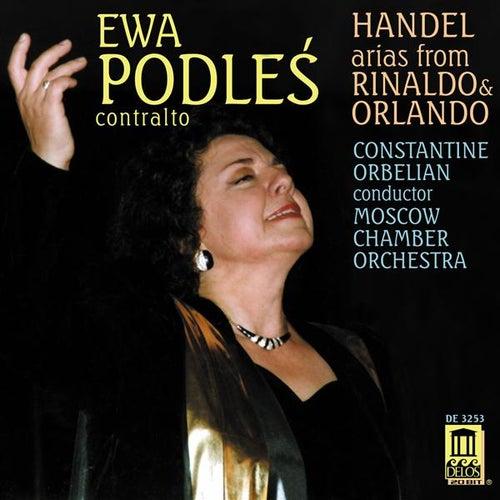 HANDEL, G.: Rinaldo (excerpts) / Orlando (excerpts) by Constantine Orbelian