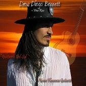 Guitarra Del Sol by Drew Diego Bennett