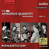 Romanticism (The RIAS Amadeus Quartet Recordings, Vol. V) by Various Artists