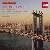 American Classics: Aaron Copland by Gerard Schwarz