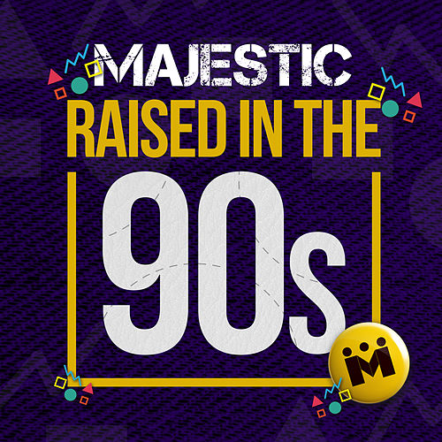 Raised In The 90s (Radio Edit) by Majestic