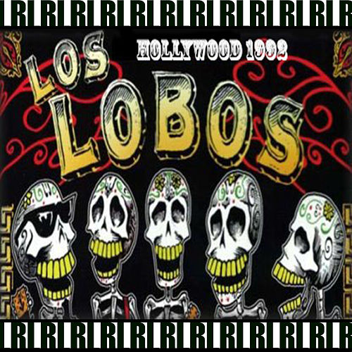 Capitol Recording Studios, Hollywood Ca. December 25th, 1992 (Remastered, Live On Broadcasting) von Los Lobos