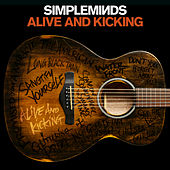 Alive And Kicking by Simple Minds