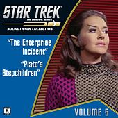 Star Trek: The Original Series 5: Enterprise Incident / Plato's Stepchildren / And More... (Television Soundtrack) by Various Artists