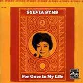 For Once In My Life by Sylvia Syms