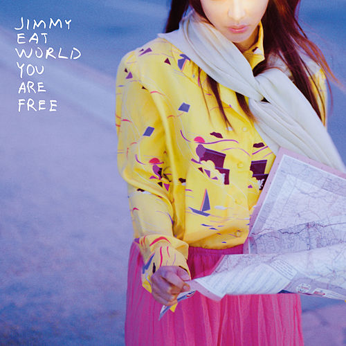 You Are Free by Jimmy Eat World