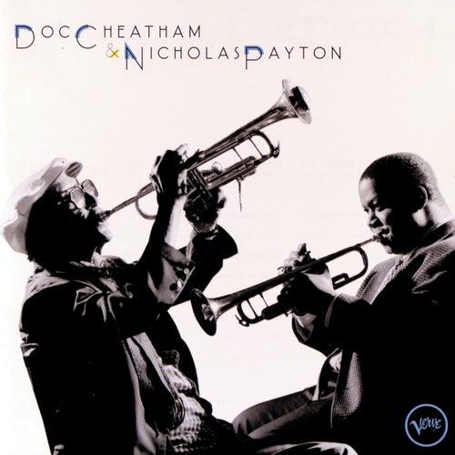 Doc Cheatham & Nicholas Payton by Doc Cheatham