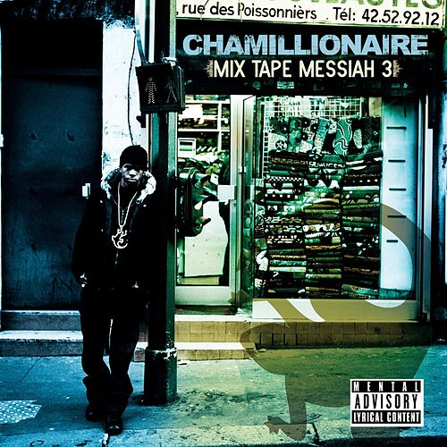 Mixtape Messiah 3 by Chamillionaire