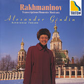 Rachmaninov: Moments Musicaux & Transcriptios by Alexander Ghindin