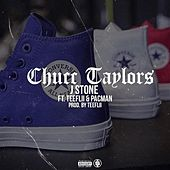 Chucc Taylors (feat. Teeflii & Pacman) by J.Stone