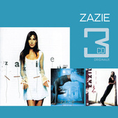 Zazie / Coffret 3 CD by Zazie
