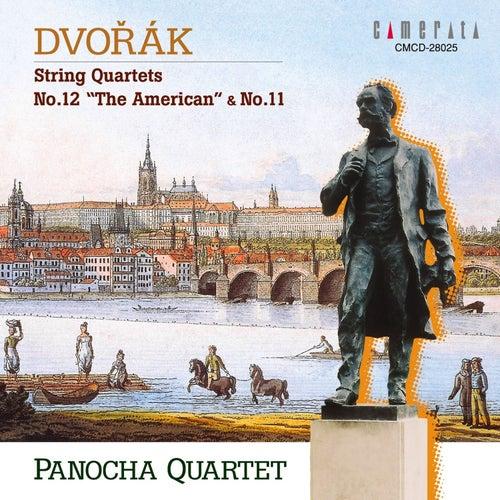 Dvorak: String Quartets No. 12 ''The American'' & No. 11 by Panocha Quartet