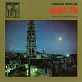 Festival Zabavne Glazbe Split '75 - Zabavne Melodije by Various Artists