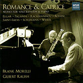 Romance & Caprice: Works for Solo Bassoon & Piano by Frank Morelli