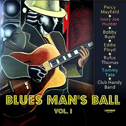 Blues Man's Ball Vol. 1 by Various Artists