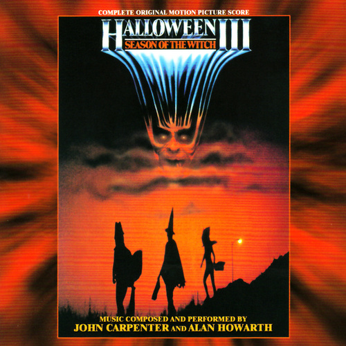 Halloween III: Season of the Witch by John Carpenter