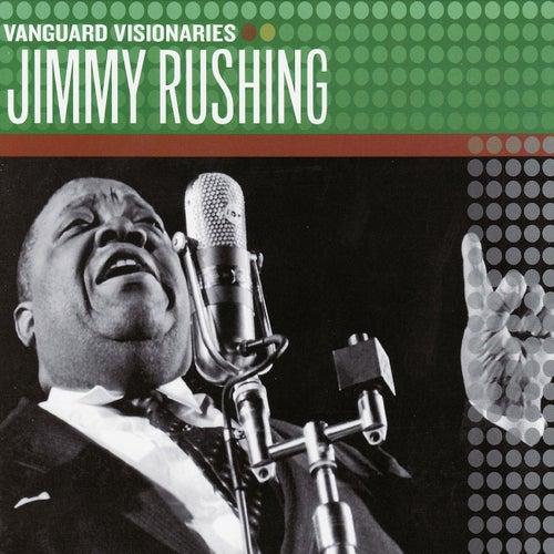 Vanguard Visionaries by Jimmy Rushing