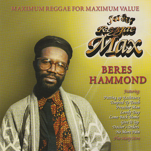 Reggae Max by Beres Hammond
