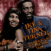 American Legends, VOL.1 by Ike and Tina Turner