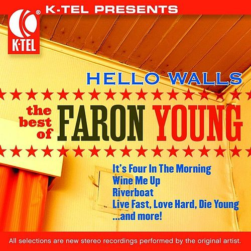 The Best Of Faron Young by Faron Young