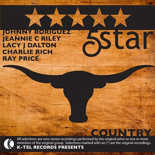 Five Star Country by Various Artists