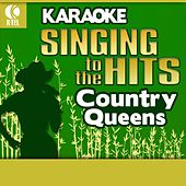 Karaoke: Country Queen - Singing to the Hits by Various Artists