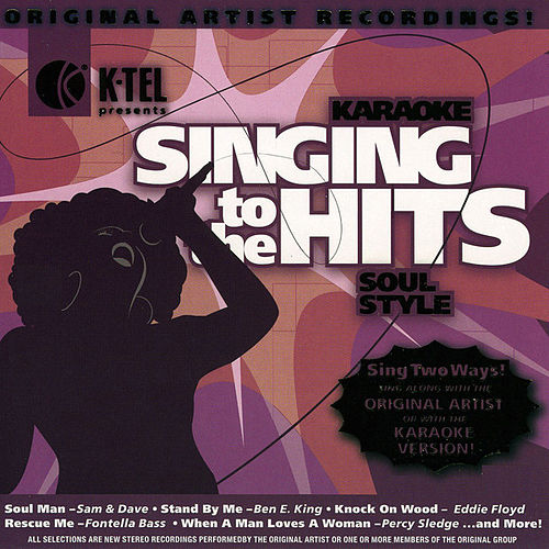 Karaoke: Soul Style - Singing to the Hits by Various Artists