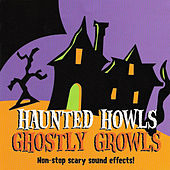 Haunted Howls Ghostly Growls - Scary Hallowen Sound Effects! by Matt Fink