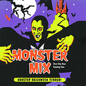 Monster Mix - Non-Stop Halloween Terror! by Various Artists