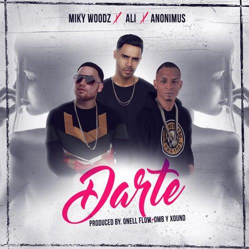 Darte (feat. Anonimus & Miky Woodz) by Ali