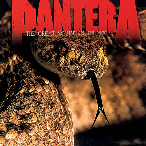 Drag The Waters (Early Mix) by Pantera