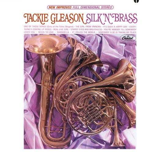 Silk 'N' Brass by Jackie Gleason