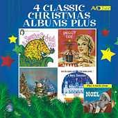 Four Classic Christmas Albums Plus (Ella Wishes You a Swinging Christmas / Christmas Carousel / Sings Christmas Songs / A Merry Christmas) [Remastered] von Various Artists