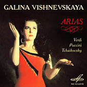 Verdi, Puccini, Tchaikovsky: Arias by Various Artists
