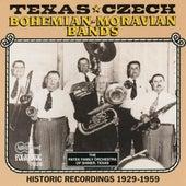 Texas-Czech Bands 1928-1953 by Various Artists