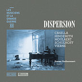 Dispersion (Les musiciens et la Grande Guerre, Vol. 19) by Steven Vanhauwaert